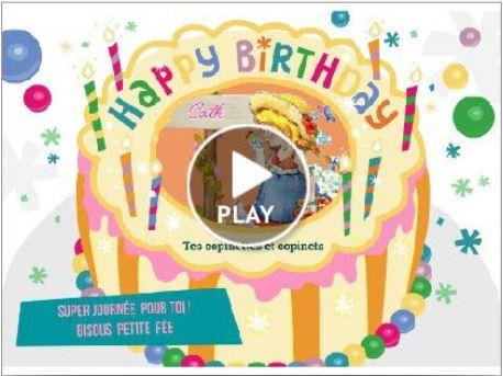 Mon anniversaire