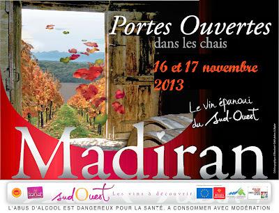 PORTES OUVERTES MADIRAN 2013