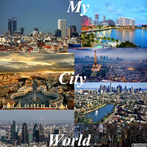 My City World