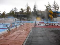 24 octobre, piscine, chez le Père-Noël, concerts