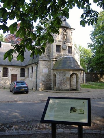 Honfleur : La chapelle Notre-Dame de Grâce