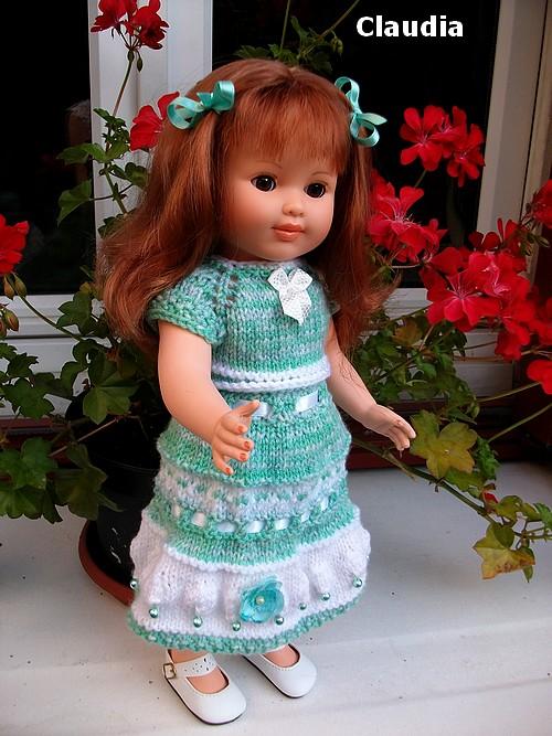 Claudia la petite princesse !