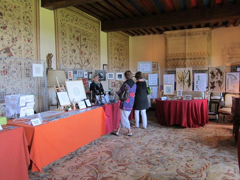 Retour sur la journée Artisans au château d'Etelan - Return on craftsmen day at château d'Etelan
