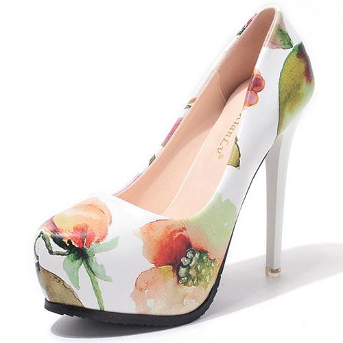 Chaussures à haut talon