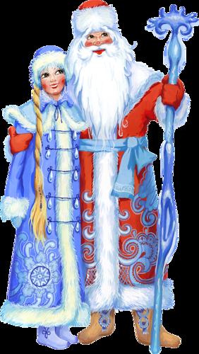 Tubes Noel/Nouvel An (2015) - thème Pères Noel - série 12