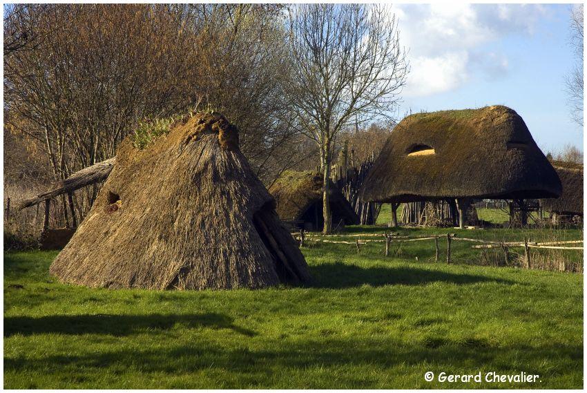 Blangy-sur-Bresle - L'archéosite (Village mérovingien) # 2