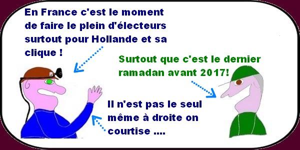 Le ramadan c'est en ce moment et c'est pas marrant!
