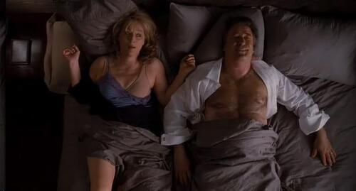 """Alec Baldwin dans le film""""Pas si simple""""."""