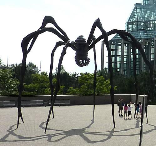 Ottawa Araignée Musée