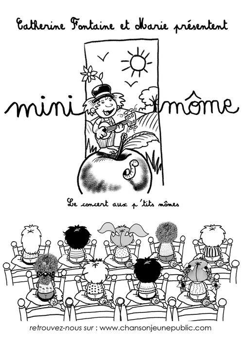 MINI MÔME à l'Ecole maternelle de Biars-Sur-Cére (46)
