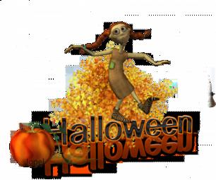 Petits tags Halloween