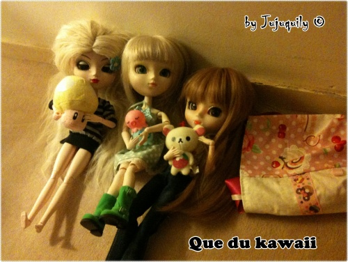 Kawaii girls