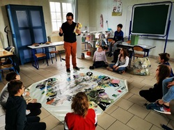 tri, recyclage et gaspillage alimentaire