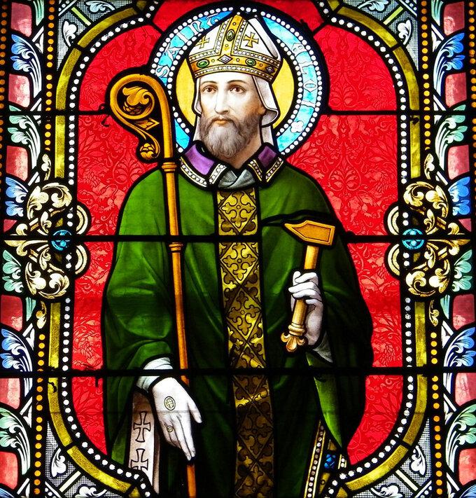 Saint Éloi est-il  mort  ?