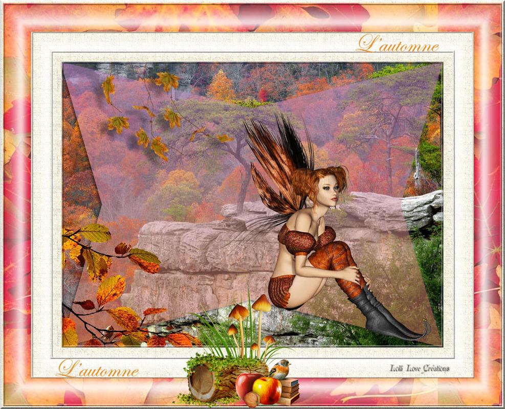 A la porte de l'automne