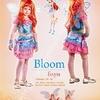 Costume Bloom Believix