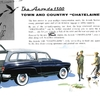 Simca Aronde - catalogue 1956