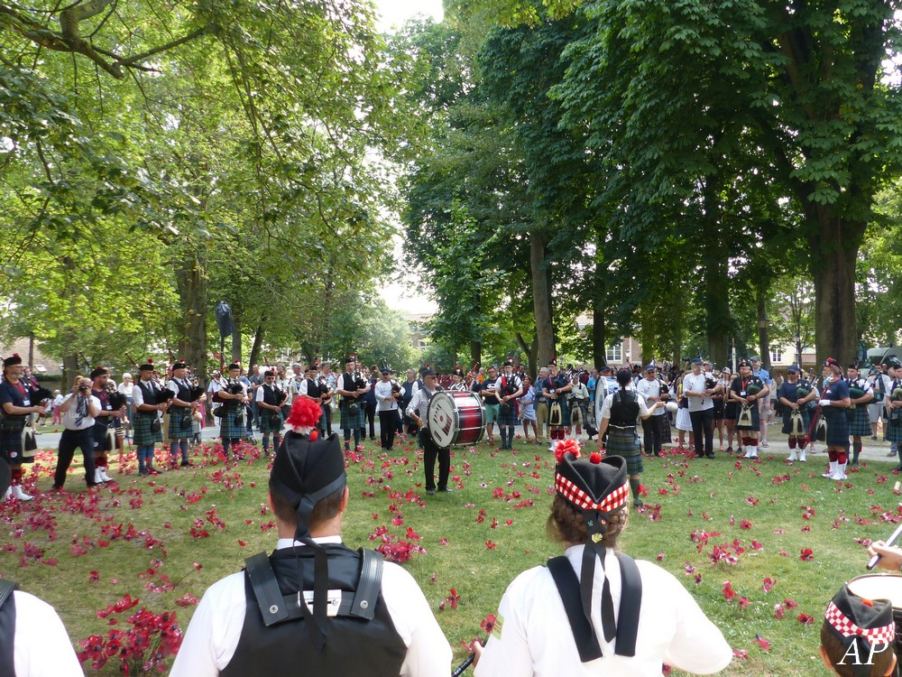 United Pipers for Peace 1918-2018 (3)