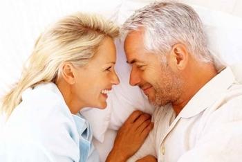 femme et homme pause