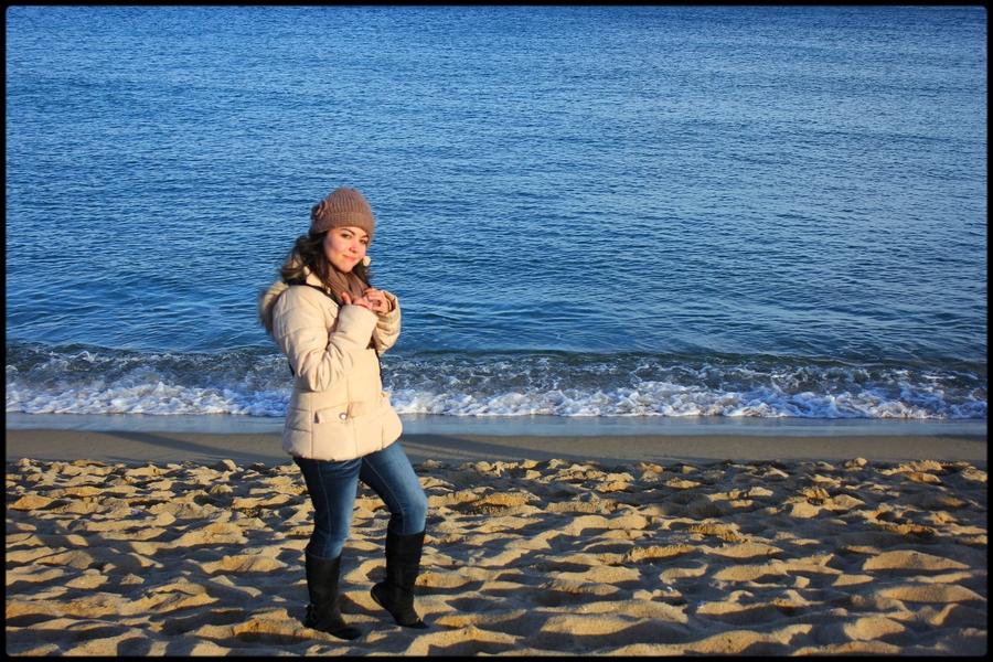 [Shooting] - A la découverte de la mer à Barcelone
