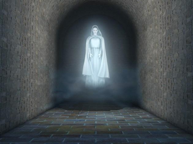 La chasse aux fant mes for Fantome dans un miroir