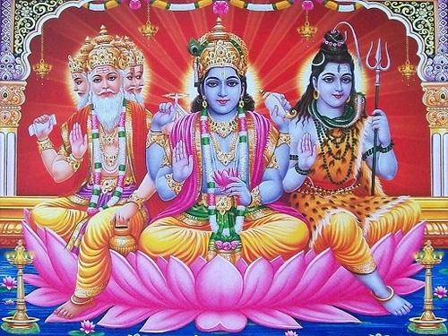 Trimurti hindoue