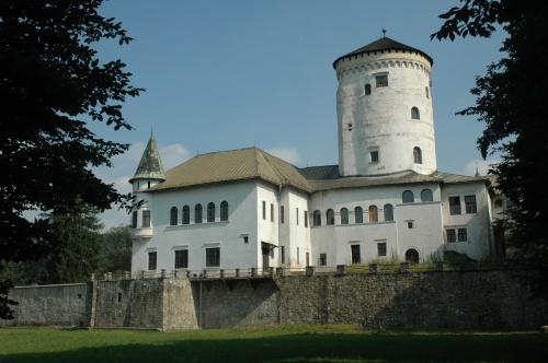 1844 Chateau de Budatin Zilina