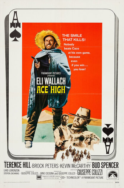 ACE HIGH BOX OFFICE 1969