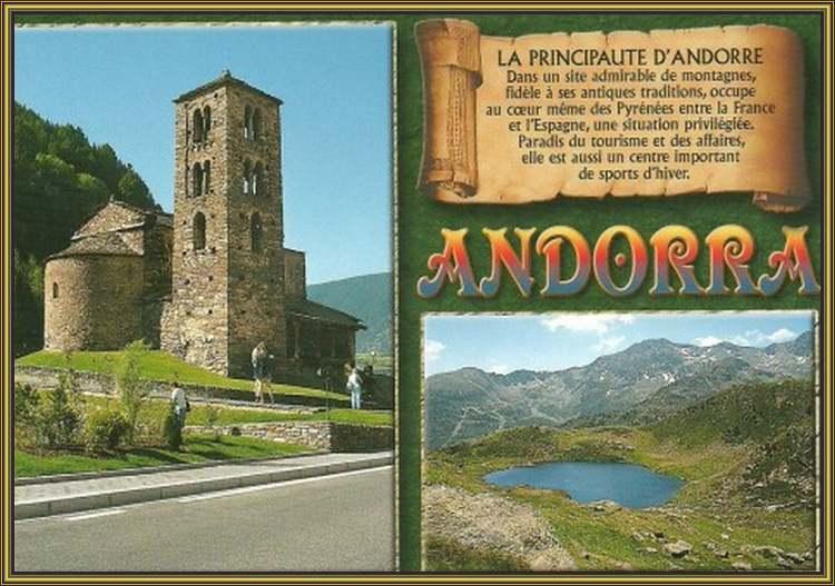 Circuits Touristiques :  Excursion en principauté d'Andorre
