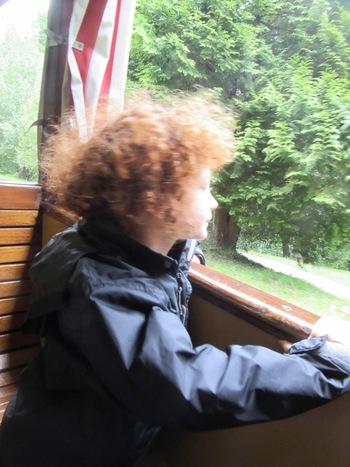 Le petit train de la Rhune dans le Pays Basque (64)