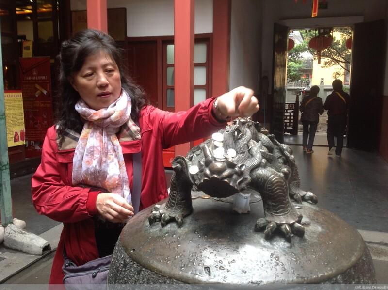 SUZHOU LA VENISE DE CHINE PRES DE SHANGHAI VOYAGE 2014