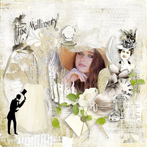 Millinery Collection