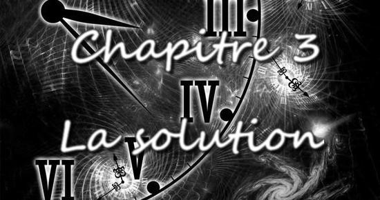 Chap3 La solution