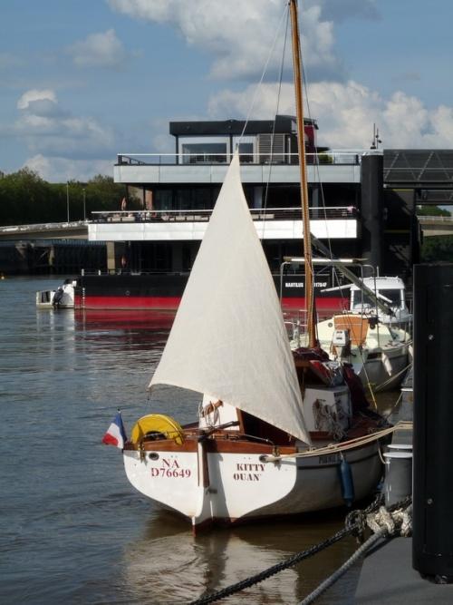 Cent milles sur la Loire.