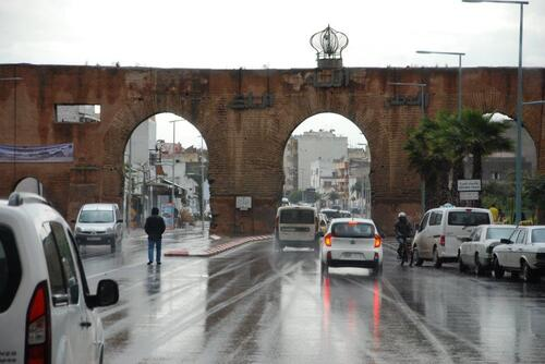 Porte de Salé