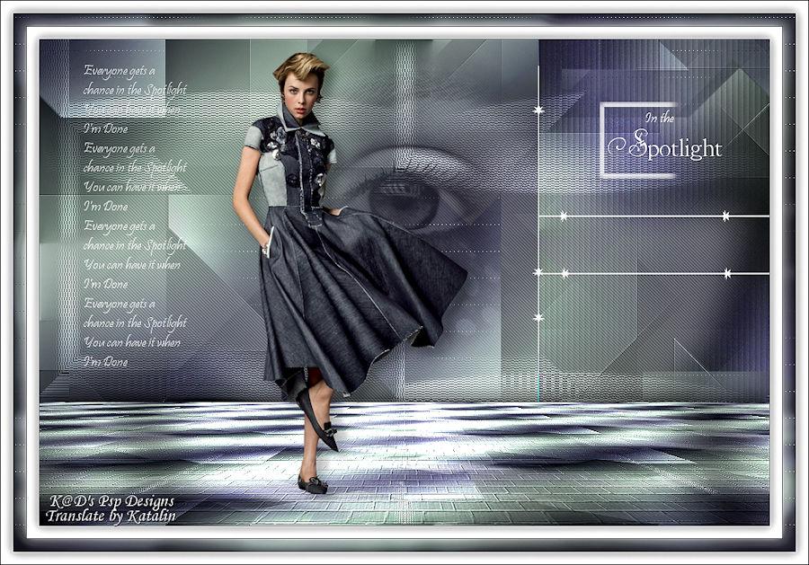 K@D's Psp Design - Spotlight