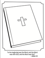 Coloriages 2 (What's in the Bible?)