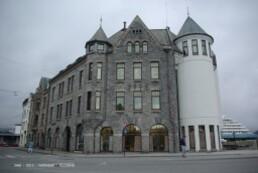 Ålesund-façade 1906