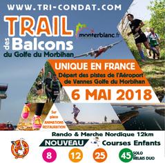 Tri-Condat - Monterblanc - Dimanche 6 mai 2018