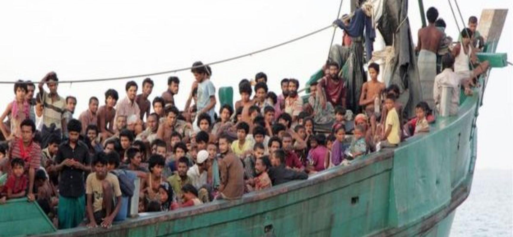 La fable du massacre des « Rohingyas », guerre secrète contre le Myanmar