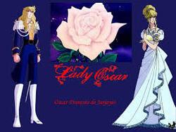 Manga Rose de versailles (Lady Oscar)♥