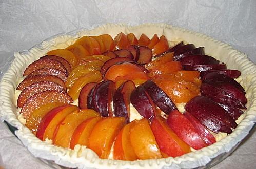tarte aux prunes 1