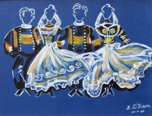 """""""Tableau de danses bretonnes"""""""