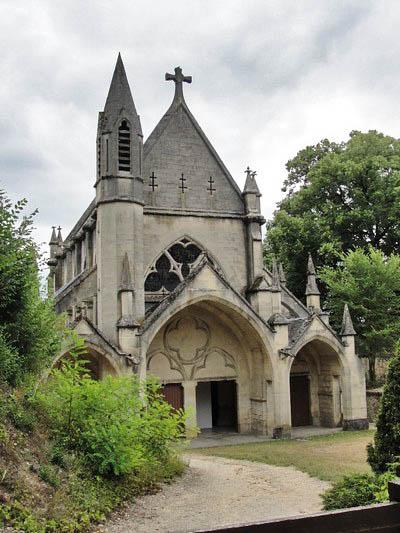 Vaucouleurs, le village d'où partit Jeanne d'Arc pour Chinon...