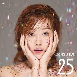 Song Ji Eun - Don't Look At Me Like That (Hangul, Romanization, Vostfr)
