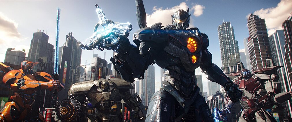 [Test 4K Ultra HD] Pacific Rim : Uprising