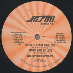 The Cornelius Brothers & Sister Rose - No One's Gonna Love You