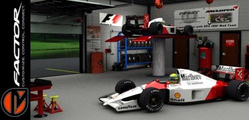 F1 Saison 1991