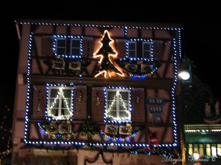 Au temps des marchés de Noël : Colmar en 2011