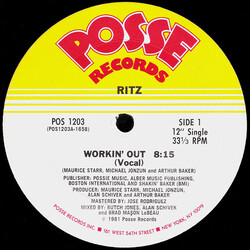 Ritz - Workin' Out